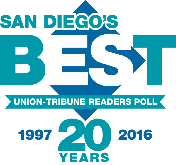 Old Cal Coffee voted to the Union Tribune's Best of 2015