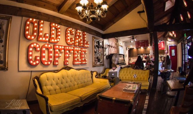 Old Cal Coffee, Gets a Makeover…